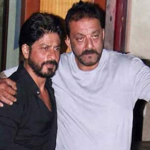 Happy birthday Sanjay Dutt: Did you know that Shah Rukh Khan played a MAJOR role in Sanju Baba's comeback and image makeover?