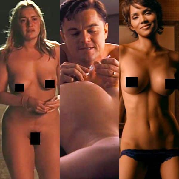 Nude hollywood Hollywood Celebrity