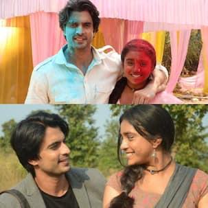 Imlie's Aditya aka Gashmeer Mahajani OPENS up on romancing costar Sumbul Touqeer Khan who's half his age