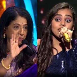 Indian Idol 12: Shanmukhapriya की आवाज सुनकर झूम उठीं Kavita Krishnamurthy, बोलीं 'तुम्हें तो ऑस्कर मिलना चाहिए...'