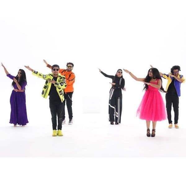 Indian Idol 12 के प्रतियोगियों ने किया Manzilon Ka Junoon गाने पर डांस