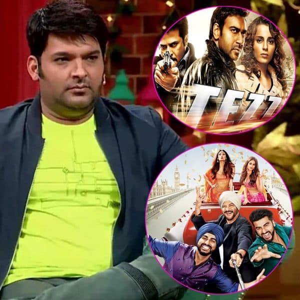 Kapil Sharma ने इन बॉलीवुड फिल्मों को दिखाया ठेंगा