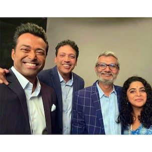 Break Point: Dangal director Nitesh Tiwari and Panga director Ashwiny Iyer Tiwari come together for the 1st time for a web series on Leander Paes and Mahesh Bhupathi