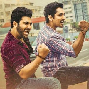 Maha Samudram MOTION POSTER: Sharwanand, Siddharth, Aditi Rao Hydari, Anu Emmanuel's FIRST LOOKS have got us super-excited for this Telugu crime thriller