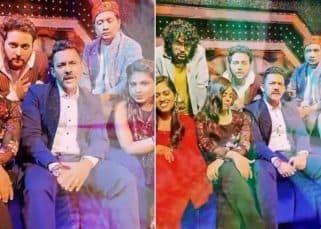 Indian Idol 12: Pawandeep Rajan, Arunita Kanjilal, Aditya Narayan and others join the 'Baspan Ka Pyaar' trend and it's hilarious – watch video