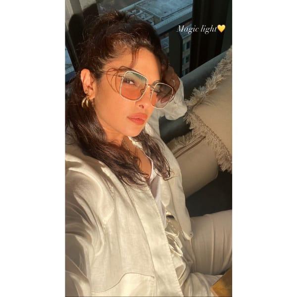 Priyanka Chopra's time off