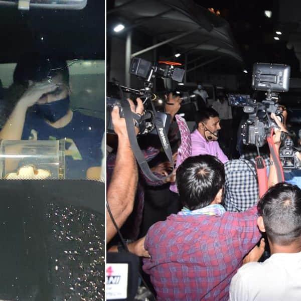 शिल्पा शेट्टी के जुहू बंगले को खंगाल कर निकली पुलिस