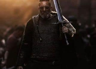 KGF 2: Sanjay Dutt's deadly new look as Adheera unveiled on his birthday; actor drops hint about the release of the Yash starrer