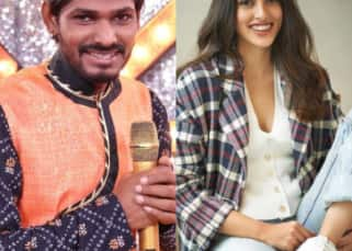 Indian Idol 12's Sawai Bhatt sends his Namaste to Navya Naveli Nanda; gets a sweet reply in return