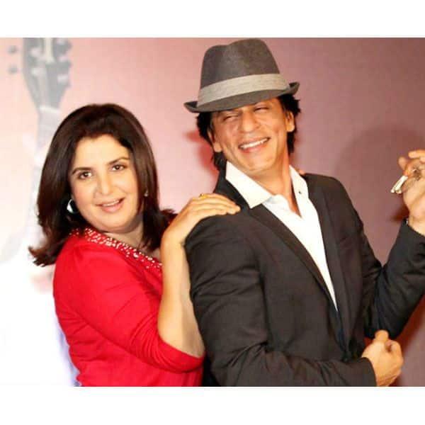 शाहरुख खान की दोस्ती की कर्जदार हैं फराह खान