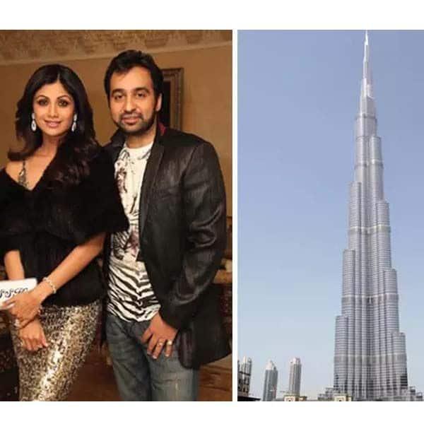 बुर्ज खलीफा में शिल्पा शेट्टी (Shilpa Shetty) का है करोड़ों का अपार्टमेंट