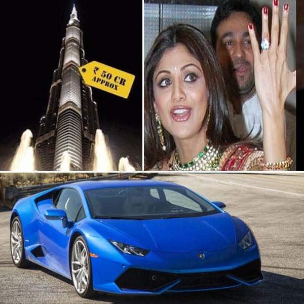 बीवी को महंगे तोहफे देने में माहिर हैं राज कुंद्रा (Raj Kundra)