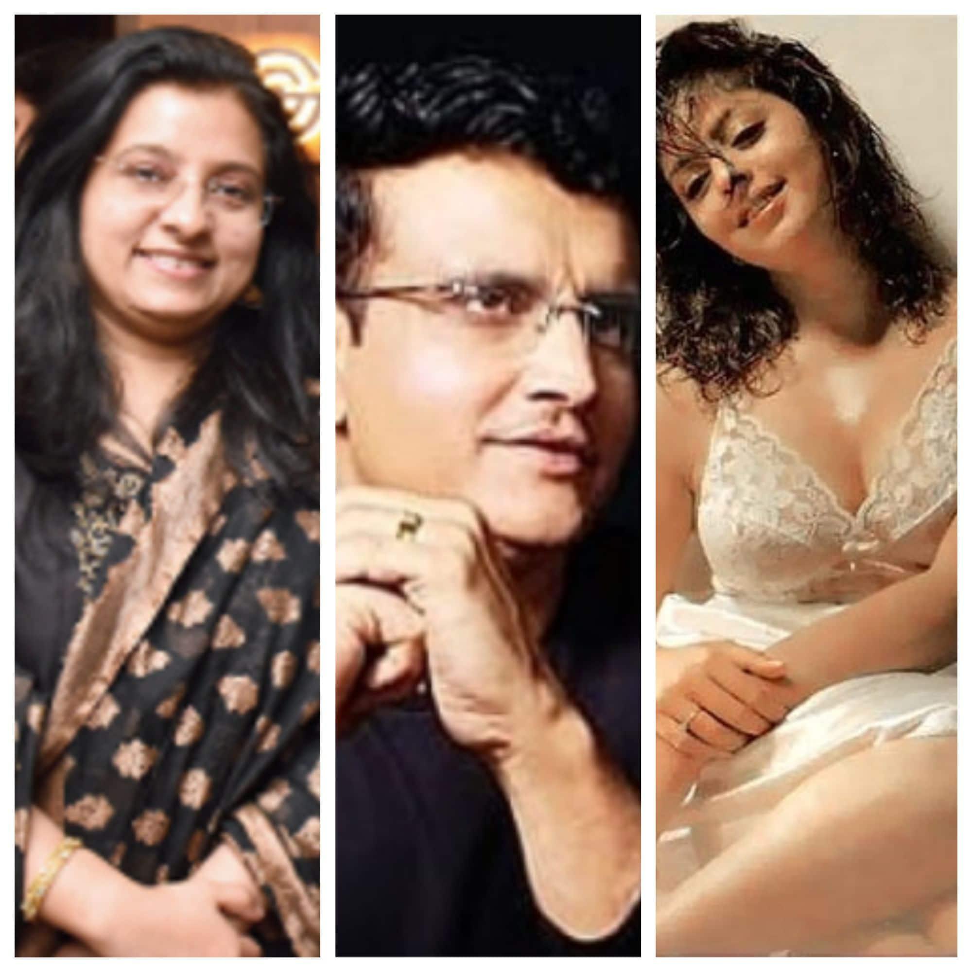 जब सौरव गांगुली को हुई एक्ट्रेस नगमा से मोहब्बत (Sourav-Nagma Love Affair)