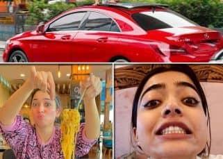 Top 5 South Photos of the Week: Rashmika Mandanna की अजीब फोटो ने फैंस को किया परेशान, तो Allu Arjun के बेटे ने लाल मर्सिडीज में की घुम्मी-घुम्मी