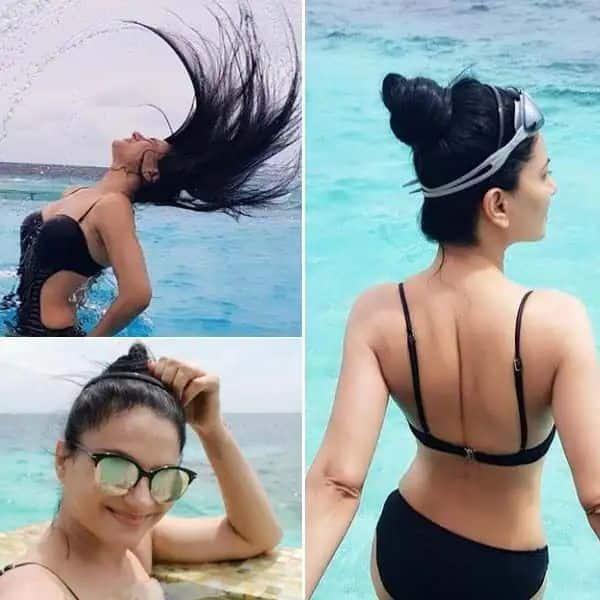 Anupamaa's Rakhi aka Tassnim Sheikh looks hot in her bikini avatar