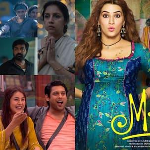 Trending OTT News Today: Kriti Sanon's Mimi leaked online, Navarasa trailer explores a gamut of emotions, SidNaaz to enter Bigg Boss 15 and more