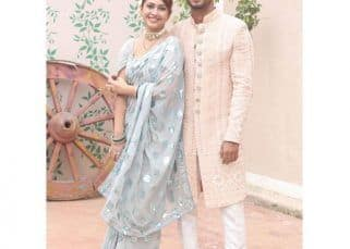 Tujhse Hai Raabta: Reem Shaikh and Sehban Azim celebrate the last day of shoot on sets and their pics are a treat for fans