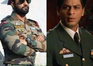 Kargil Vijay Divas: From Shah Rukh Khan in Main Hoon Na to Vicky Kaushal in Uri, 10 actors who looked simply dashing in Army uniforms