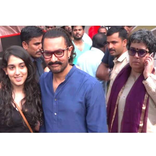 आमिर खान और रीना दत्ता (Aamir Khan and Reena Dutta)