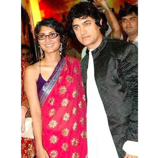 आमिर खान ने किरण राव से की थी दूसरी शादी