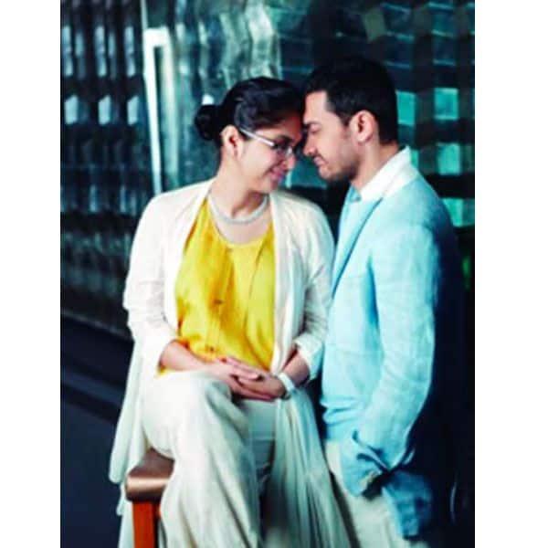 कभी एक जिस्म दो जान थे आमिर-किरण