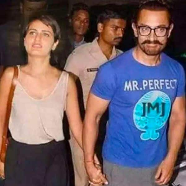 आमिर खान और फातिमा सना शेख (Aamir Khan-Fatima Sana Shaikh)