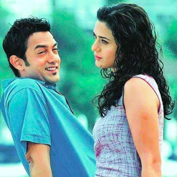 आमिर खान और प्रीति जिंटा (Aamir Khan-Preity Zinta)