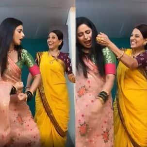 Ghum Hai Kisikey Pyaar Meiin में सिनचैन बनकर Aishwarya Sharma ने की मस्ती, देखें वीडियो