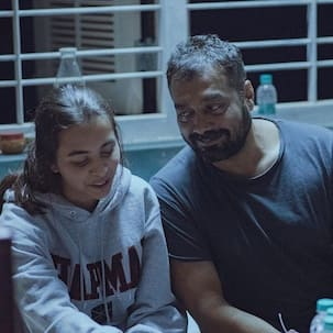 Anurag Kashyap's daughter Aaliyah FINALLY breaks silence on #MeToo allegations against her father