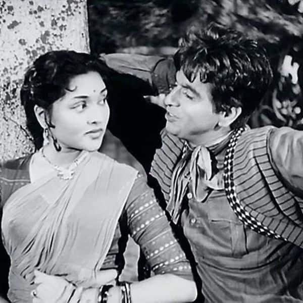 दिलीप कुमार और वैजयंती माला (Dilip Kumar and Vyjayanthimala)