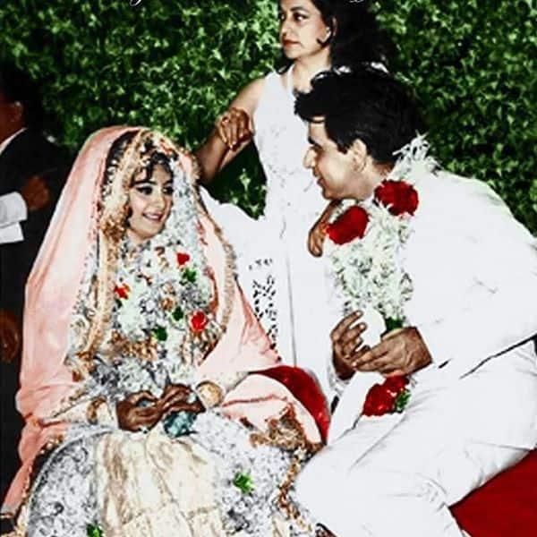 दिलीप कुमार और सायरा बानो (Dilip Kumar and Saira Bano)