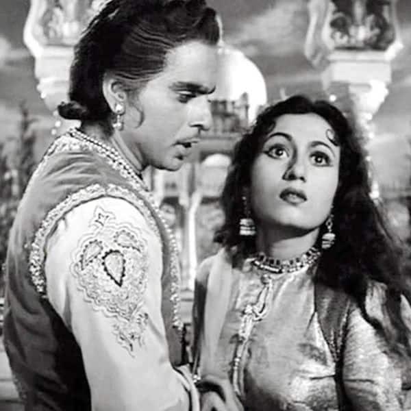 दिलीप कुमार और मधुबाला (Dilip Kumar and Madhubala)