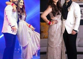 Rahul Vaidya and Disha Parmar's first dance as man and wife was a mix of romance, goofiness and unconventionality – view pics