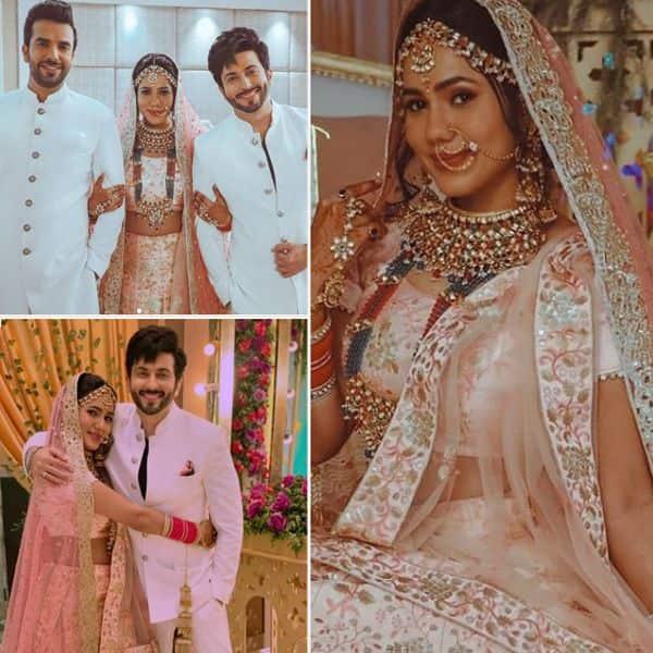 पृथ्वी से शादी करने के लिए दुल्हन बनीं प्रीता की ननद कृतिका (Twinkle Vasisht)
