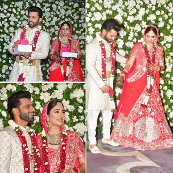 शादी होते ही मीडिया से मिलने पहुंचे राहुल वैद्य (Rahul Vaidya) और दिशा परमार (Disha Parmar)