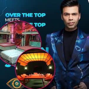 Bigg Boss 15 OTT: अंदर से ऐसा दिखेगा Karan Johar के बिग बॉस का नजारा, यहां देखें लीक हुई PICS