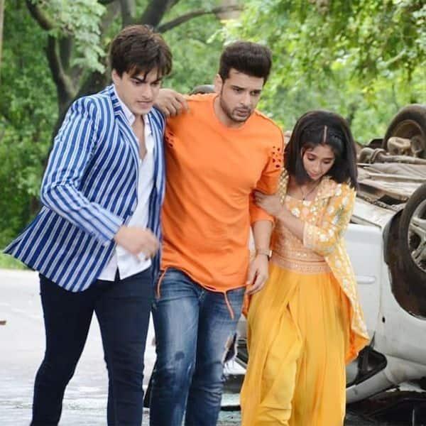 होगा रणवीर (Karan Kundrra) और सीरत (Shivangi Joshi) का एक्सीडेंट