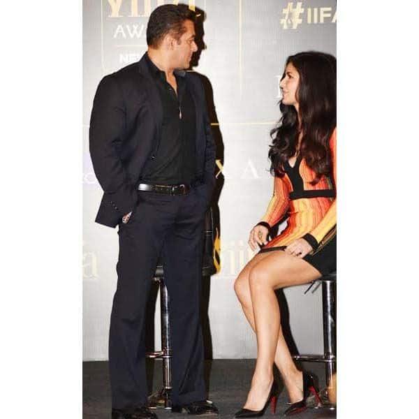 भरी महफिल में सलमान खान (Salman Khan) ने दिखाई थी कटरीना कैफ को आंख