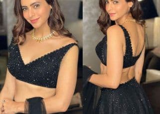 Kasautii Zindagii Kay's Aamna Sharif is a perfect mixture of HOTNESS and elegance in her latest pictures