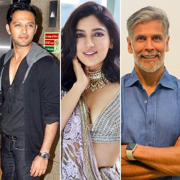 Bhumi Pednekar, Milind Soman, Vatsal Seth for mistaking Priya Malik's gold win
