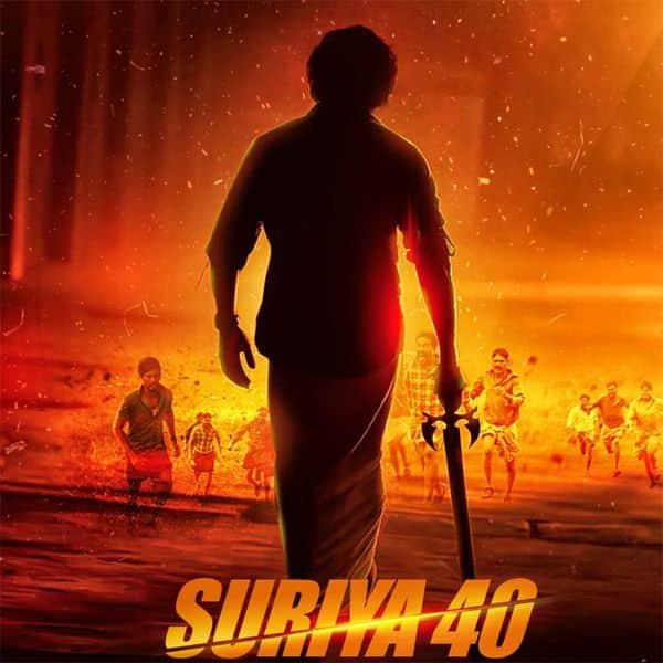 सूर्या की अगली फिल्म (Suriya 40)