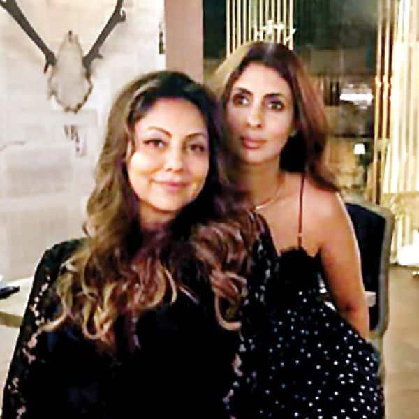 गौरी खान और श्वेता बच्चन नंदा (Gauri Khan and Shweta Bachchan Nanda)