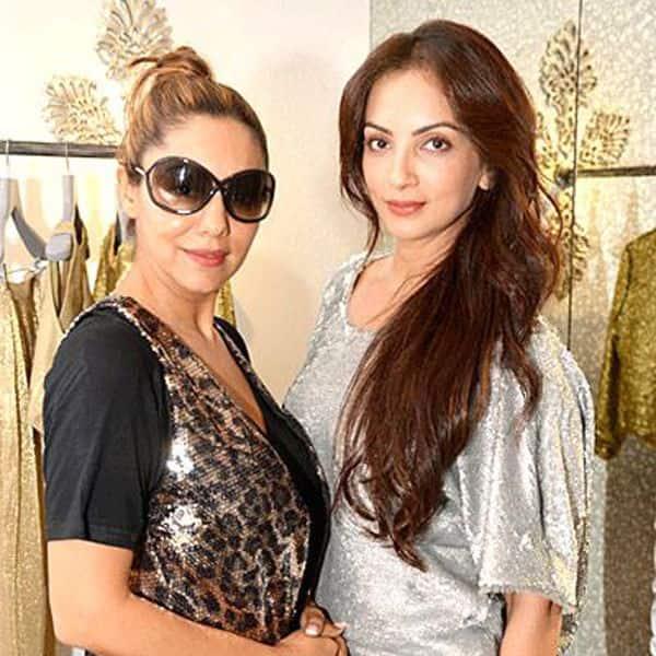गौरी खान और सीमा खान (Gauri Khan and Seema Khan)