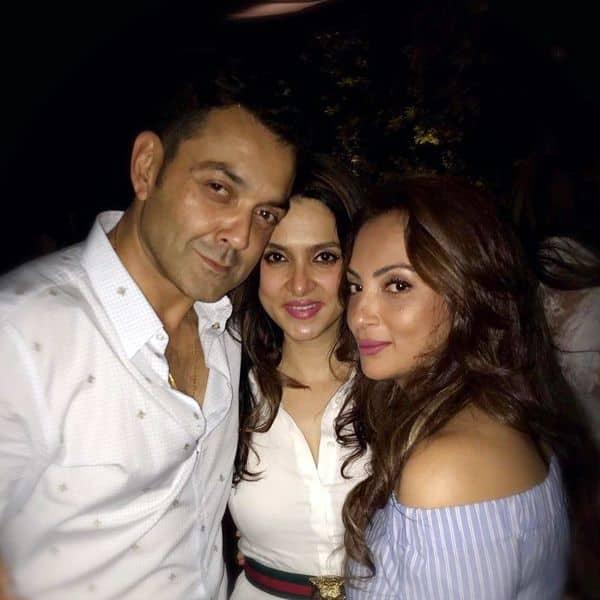तान्या देओल और सीमा खान (Tanya Deol and Seema Khan)
