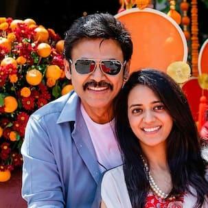 Narappa: Aashritha Daggubati reviews father Venkatesh Daggubati's action drama; find out what she has to say