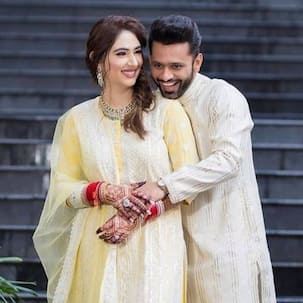 Bade Acche Lagte Hain 2: Disha Parmar calls Rahul Vaidya lucky as she got the show within 15 days of their marriage