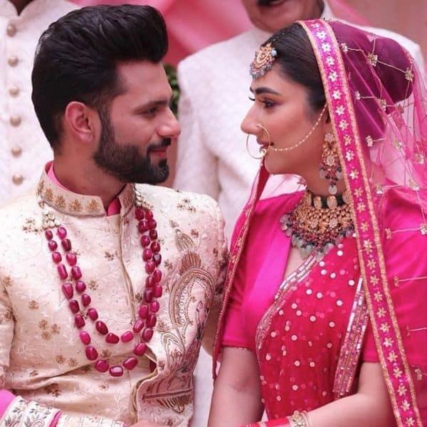 Rahul weds Disha