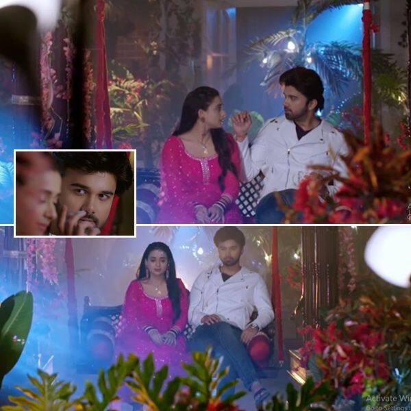 सिमर (Radhika Muthukumar) के साथ रोमांस करता दिखेगा आरव (Avinash Mukherjee)