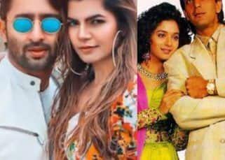 Shaheer Sheikh recreates Sanjay Dutt-Madhuri Dixit's old school love from Saajan in his upcoming music video Mera Dil Bhi Kitna Pagal Hai - Watch teaser