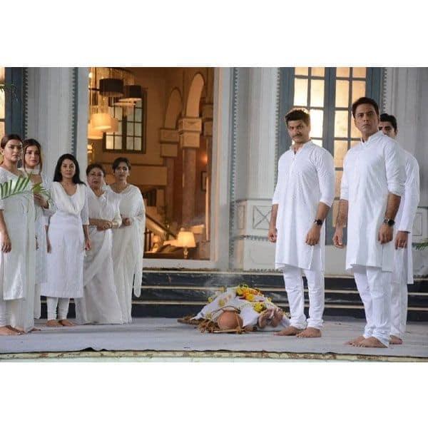 मौड़ी की अर्थी को कंधा देगी सीरत (Shivangi Joshi)